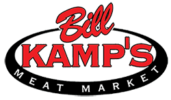 Bill Kamp's Meat Market Mobile Logo