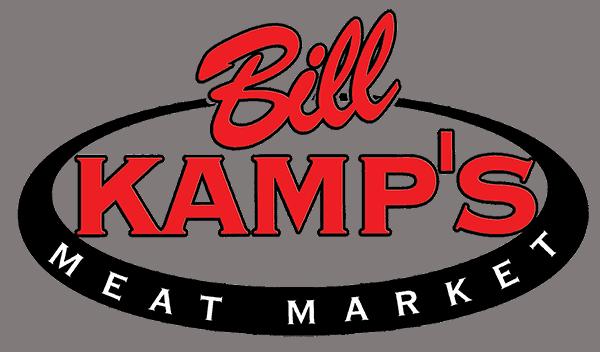 Bill Kamp's Meat Market Retina Logo