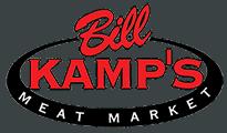 Bill Kamp's Meat Market Logo